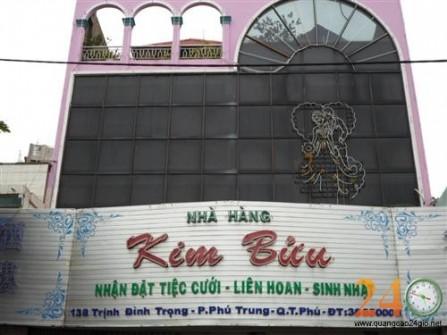 Nhà hàng tiệc cưới Kim Bửu