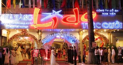 Nhà hàng tiệc cưới Lido