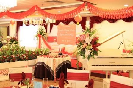 Nhà hàng tiệc cưới Long Phụng
