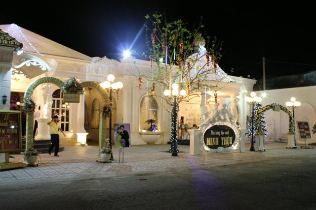 Nhà hàng tiệc cưới Minh Thùy