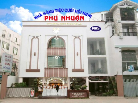 Nhà hàng tiệc cưới Phú Nhuận