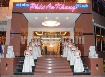 Nhà hàng tiệc cưới Phúc An Khang