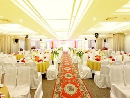 Nhà hàng tiệc cưới Sánh Đôi