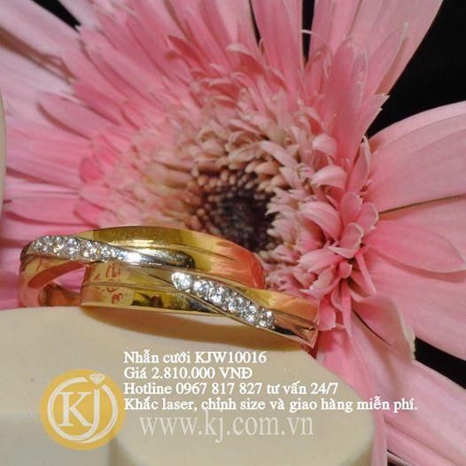 Nhẫn cưới KJ