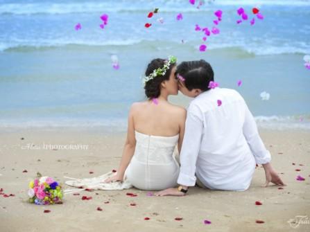 Rachel wedding dress