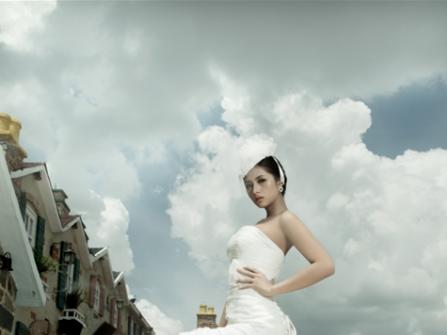 10 cửa hàng váy cưới đẹp giá rẻ 2015