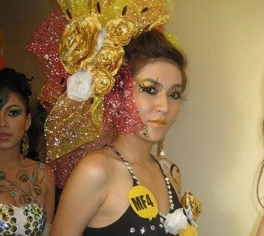 Thao makeup