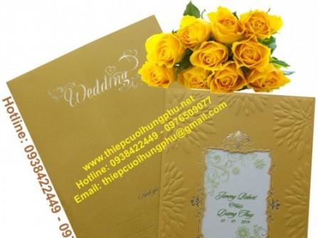 Thiệp cưới Hưng Phú