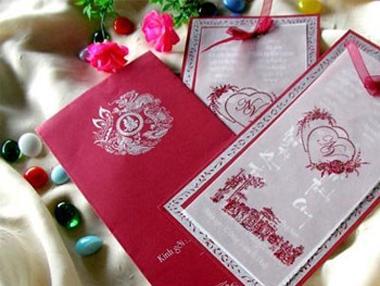 Thiệp cưới Mai Nguyễn