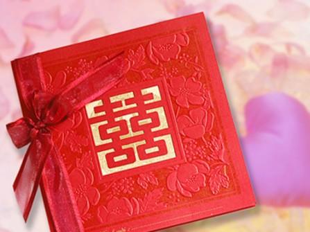 Thiệp cưới Tú Linh