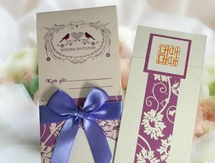 Thiệp cưới Tường Nguyên