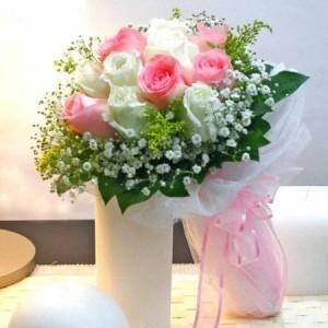 Tiệm hoa Hạnh Phúc
