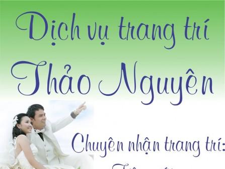 Wedding Planner Trang trí Thảo Nguyên