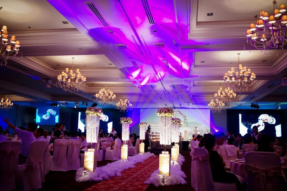 Trung tâm Hội nghị - Tiệc cưới Riverside Palace