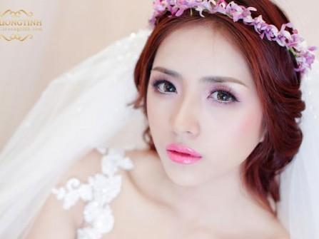 Trương Tịnh Make Up