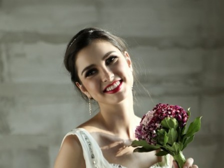 Váy cưới xuất khẩu L&BL Wedding