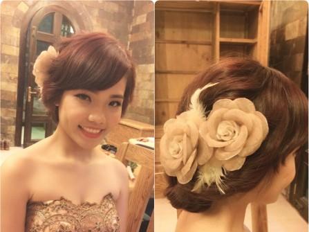 Vivian Makeup