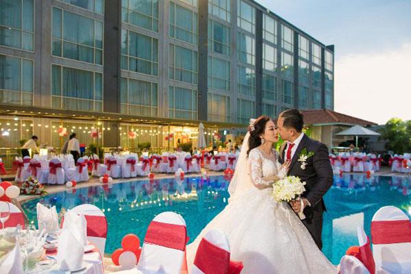 Nhà hàng tiệc cưới cao cấp sang trọng