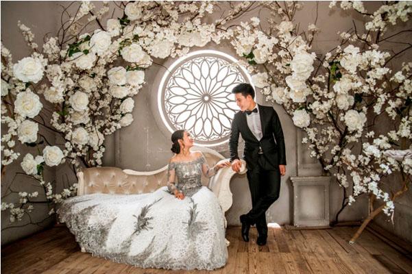 Chụp ảnh cưới phim trường đẹp & giá rẻ
